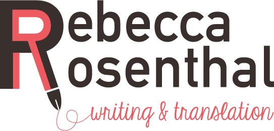 Rebecca Rosenthal – Writing&Translation